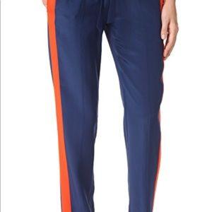 Tory Burch Pants - Tory Burch desmond side-stripe pants